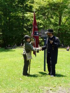 Shiloh Memorial Service - 2011 049