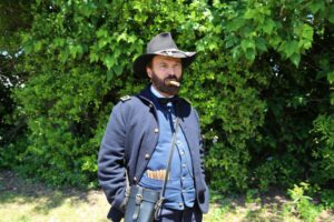 Fort Pemberton CWT earthworks tour