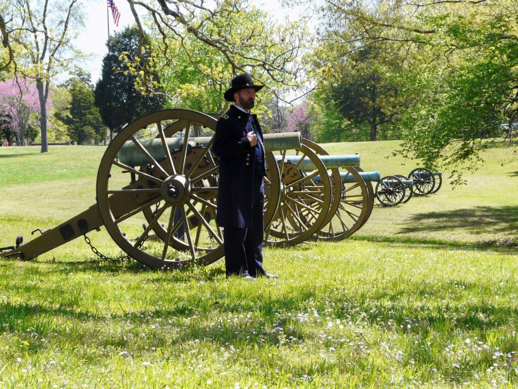 Shiloh Last Line of Defense, 6 April 1862