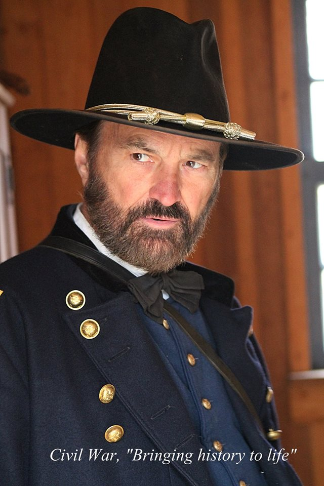General Grant Will Return to Johnsonville State Historic Park (Tennessee) For the Civil War Days! Event on November 2nd-3rd, 2018
