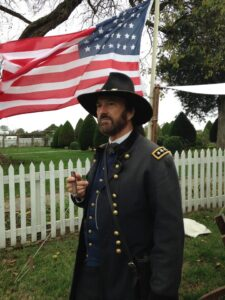 General Grant to Return to the (Sixth Annual) Mason, Ohio, Patriot Fair/Heritage Festival and Will Be a Speaker @ Mason Municipal Campus | Mason | Ohio | United States
