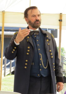 General Grant returns to the Jackson Mississippi Civil War Round Table! @ Piccadily Caferteria | Jackson | Mississippi | United States