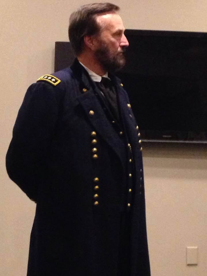 """General Grant will be in Quincy, Illinois, on Feb'y 27th-28th, 2020, to Present """"An Evening With Ulysses S. Grant"""" at the Quincy Public Library on Thursday evening and """"Captain Grant: The Desperate Years"""" at the Youth Symposium II on Friday Morning @ Quincy Public Library, Quincy, Illinois"""