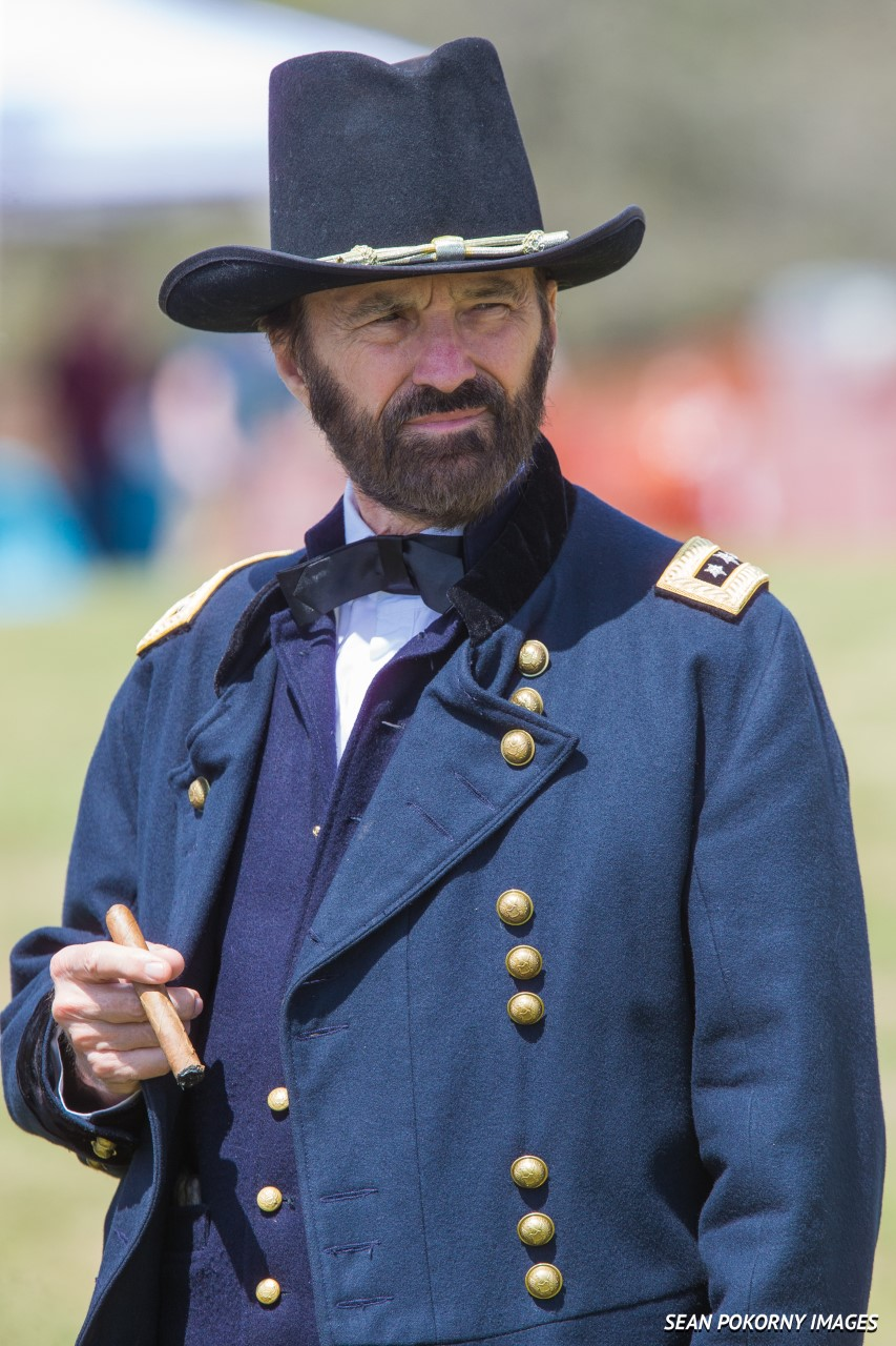 General Grant to be at Carnton Plantation in Franklin, Tennessee, on November 30th, Instant, for a Living History Day @ Carnton Plantation