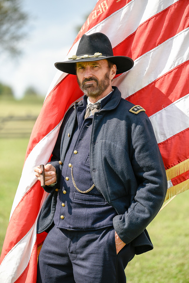 General Grant will Return to speak to the Senior Group of West Jackson Baptist Church in Jackson, TN, on January 9th, 2020