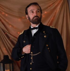 General Grant Will Speak to the Ross County Heritage Center As a Guest in the 'Spring Speakers Series' in Chillicothe, Ohio, on Wednesday, April 24th, Instant @ Ross County Heritage Center